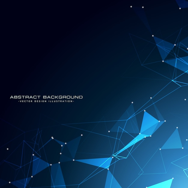 Awesome technology background Free Vector