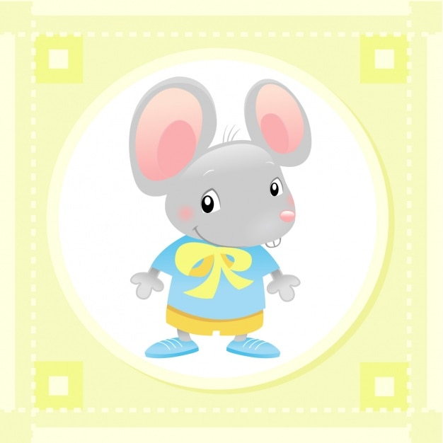 Baby mouse design