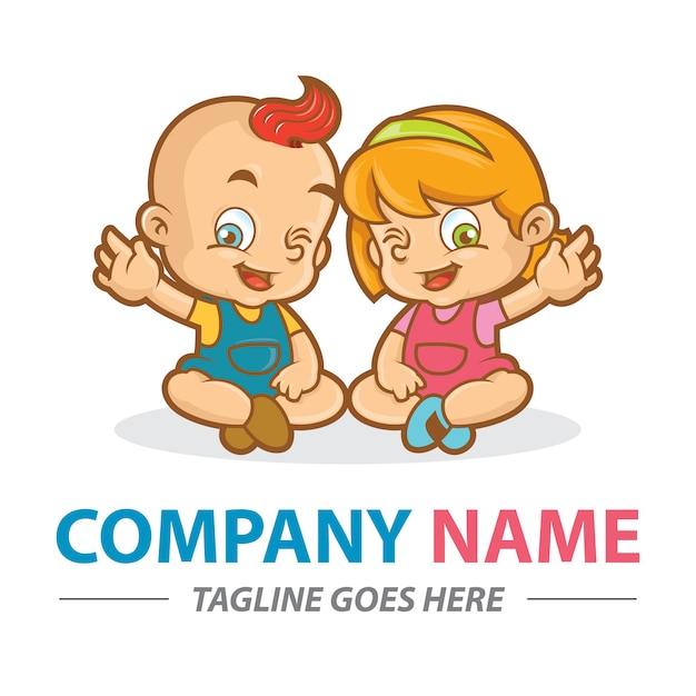 Baby shop Premium Vector
