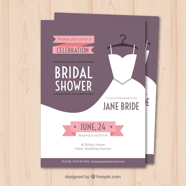 Bachelorette party invitation Vector – Bridal Shower and Bachelorette Party Invitations