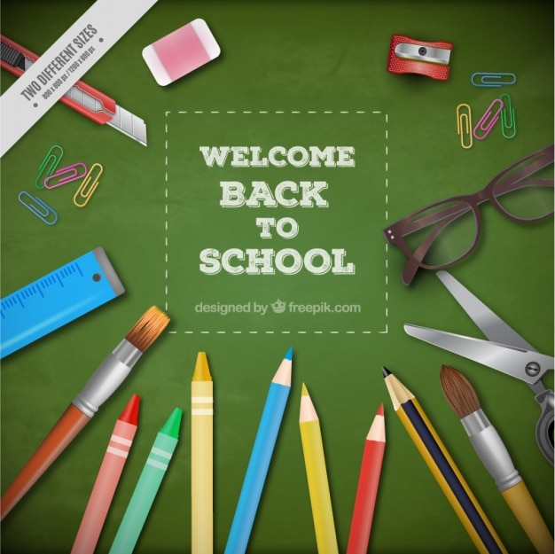 back to school background - photo #7