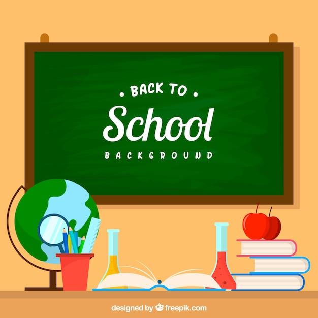 Back to school classroom design
