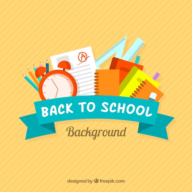 back to school vector - photo #29
