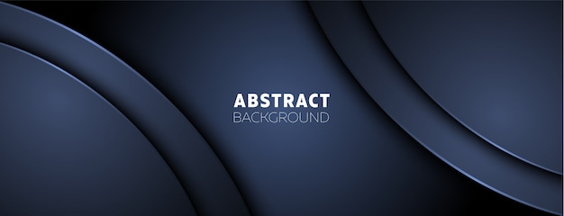 Background design with modern shapes Premium Vector