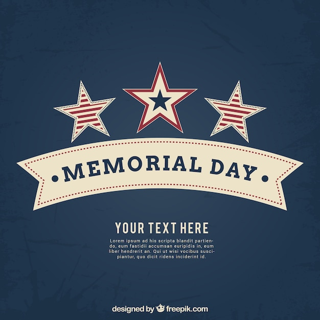 Background for memorial day