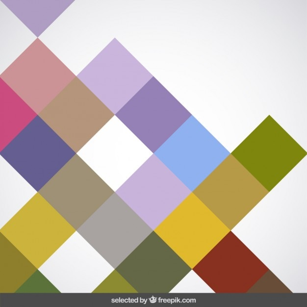Squares Background Free Vector Squares Free Vector