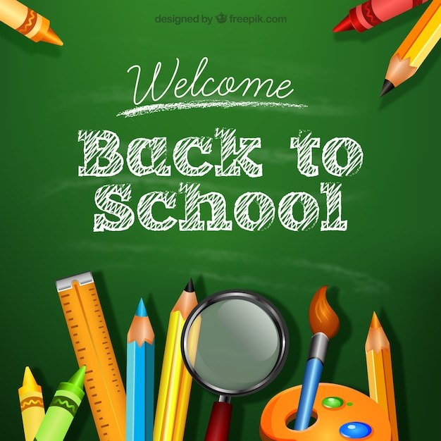 back to school background - photo #3