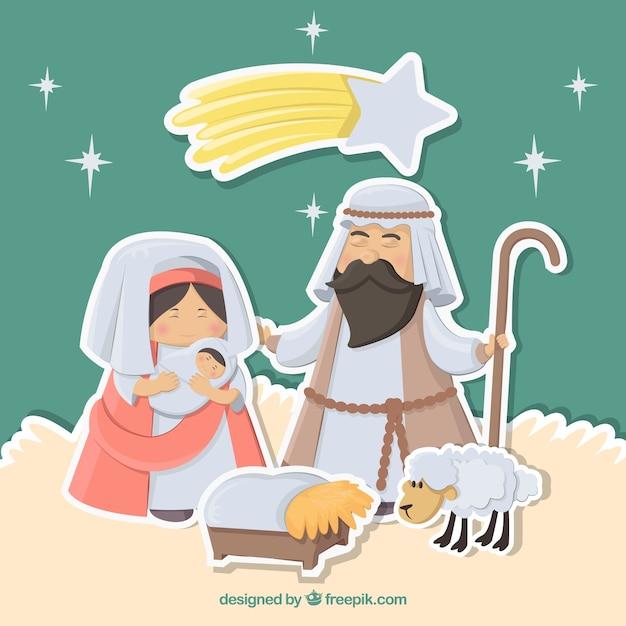nativity vector wallpaper in - photo #34