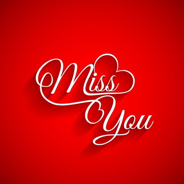 I Miss You Vectors, Photos and PSD files | Free Download