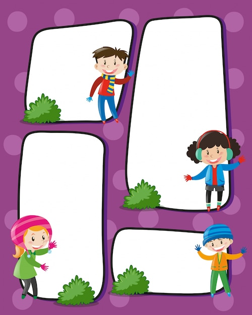 Child Frame Vectors, Photos and PSD files | Free Download