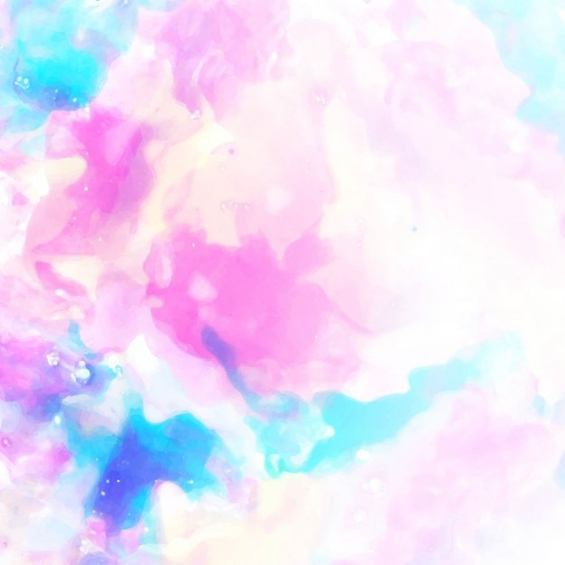 Background texture, watercolor pink and blue Vector | Free Download