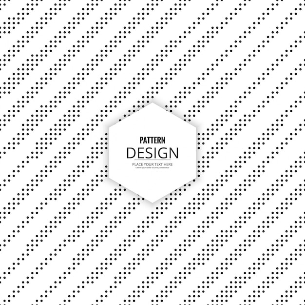 Background with dotted lines Vector | Free Download