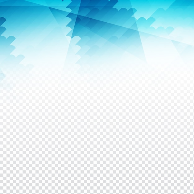 Background With Embedded Geometric Shapes Free Vector