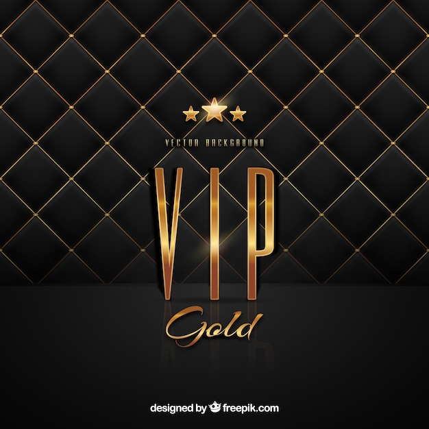 Background with golden details Free Vector