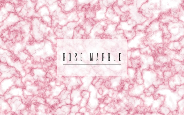 Background with pink marble effect Free Vector