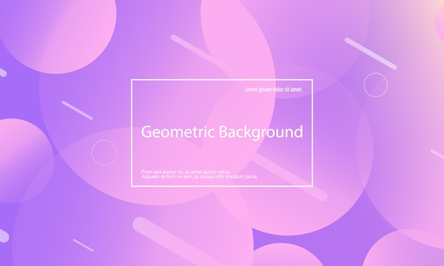 Backgrounds element. fluid shapes. Premium Vector