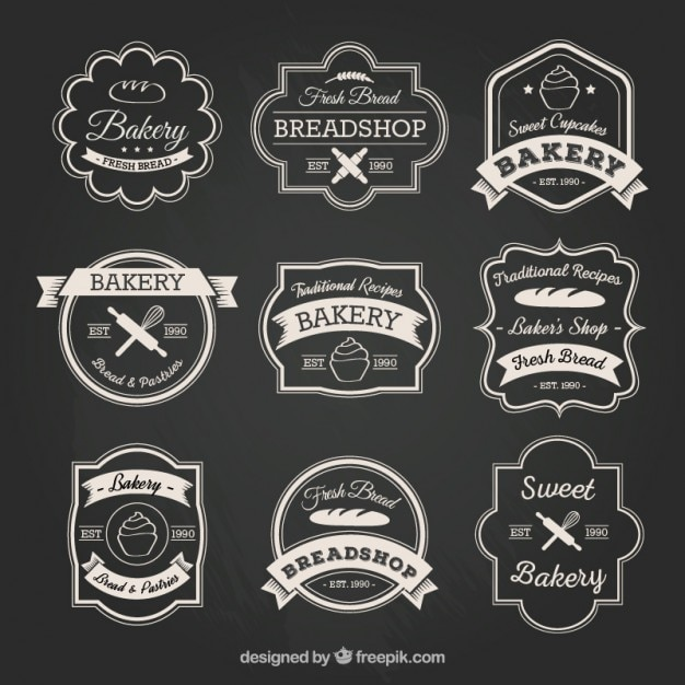 Cake Logo Vectors, Photos and PSD files | Free Download