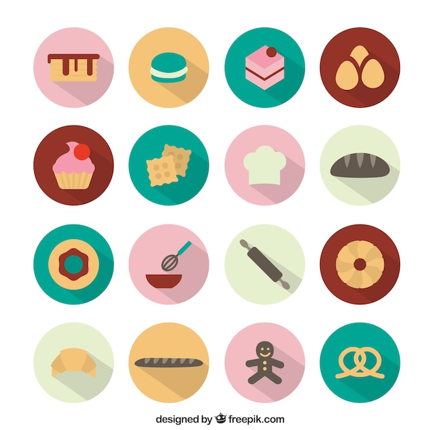 Cakes And Cookies Clipart