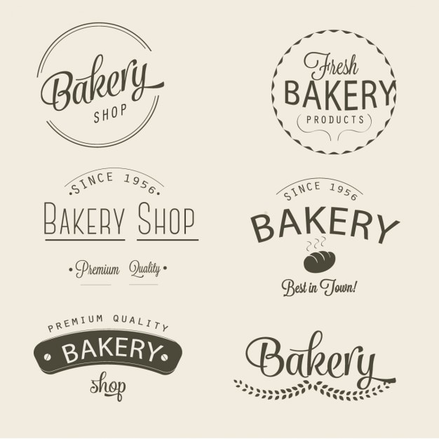 Bakery shop Free Vector