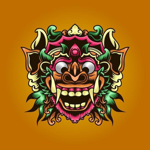 premium vector balinese barong illustration https www freepik com profile preagreement getstarted 6348144