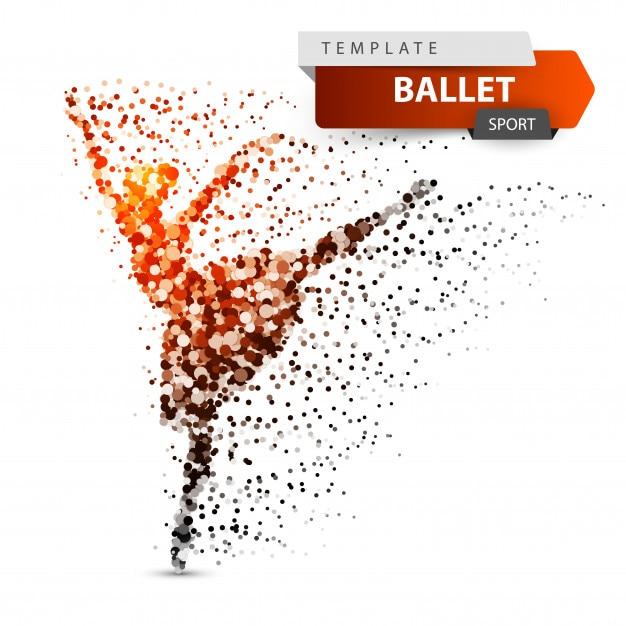 Ballet Premium Vector