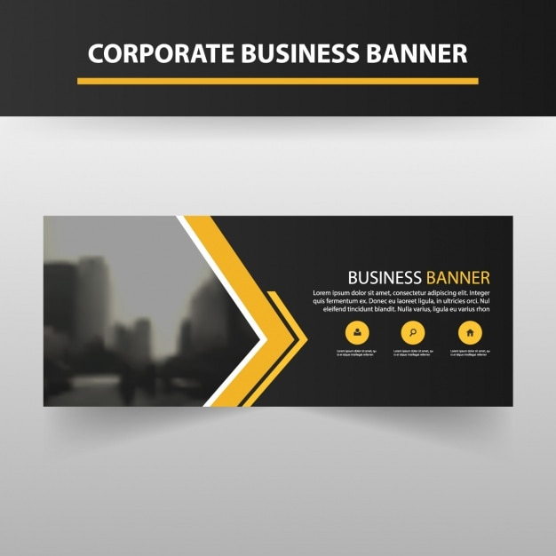 Banner template design vector free download banner template design free vector pronofoot35fo Choice Image