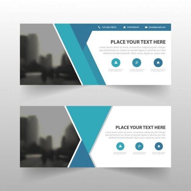 Banner template design Vector | Free Download