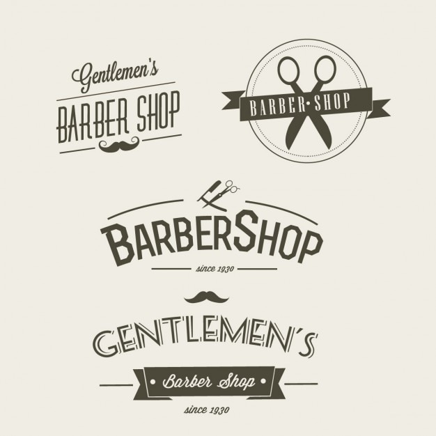 Barber shop Vector | Free Download