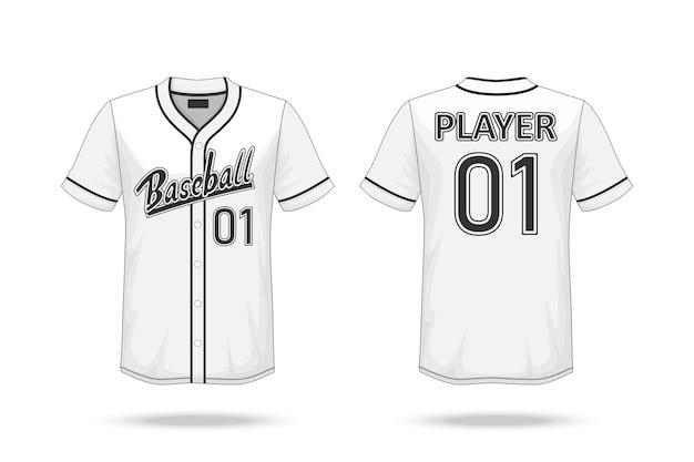 Baseball T Shirt Mockup Vector | Premium Download