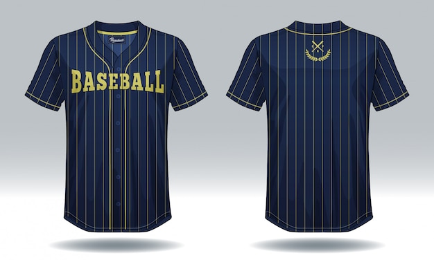 Baseball t-shirt . Premium Vector