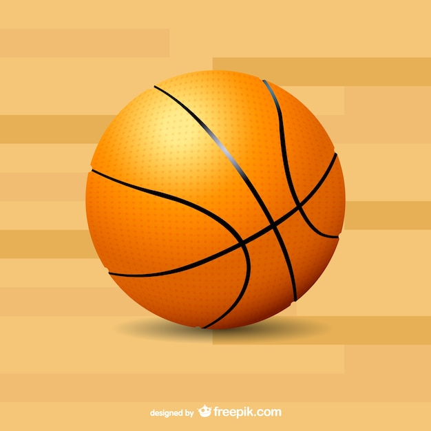 Basketball leisure time vector Vector | Free Download