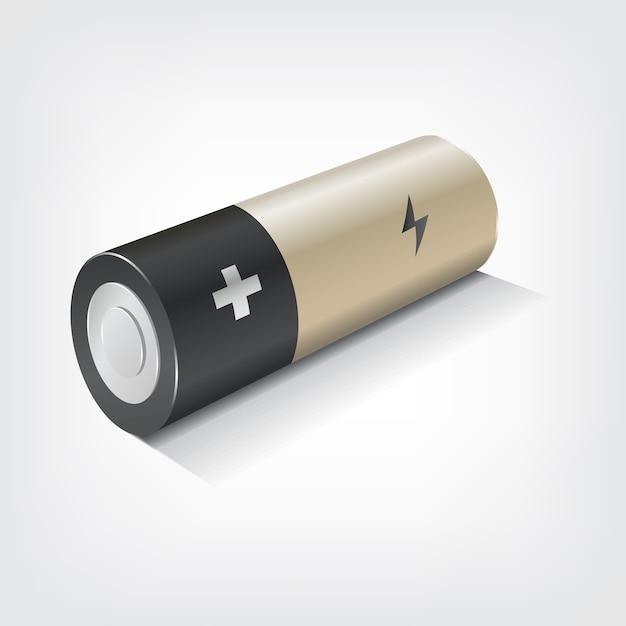 Иллюстрация батареи Premium векторы