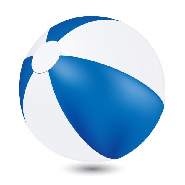 beach ball vector free download rh freepik com