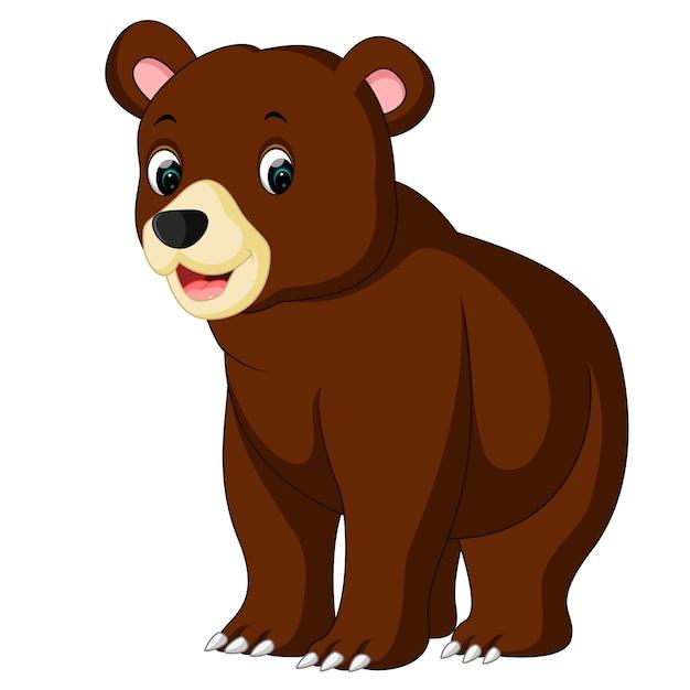 Zeichentrick Bären
