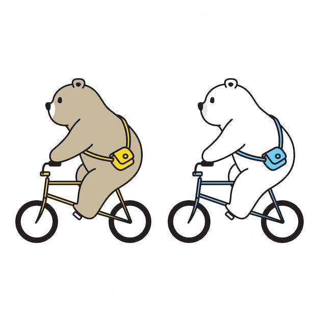 Bear Premium Vector