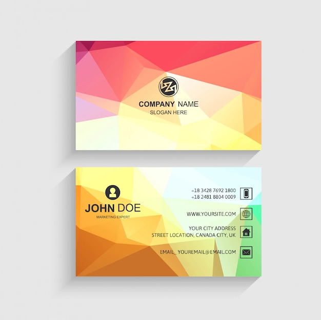 Beautiful business card template presentation vector vector free beautiful business card template presentation vector free vector cheaphphosting Gallery