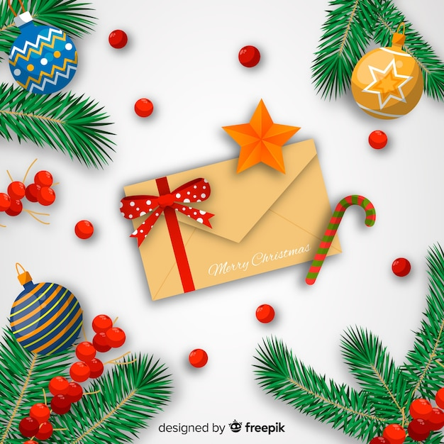 Beautiful Christmas Background Design.Beautiful Christmas Background Design Vector Free Download