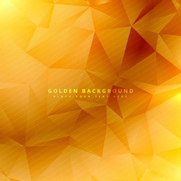 Beautiful Golden Background Design Illustration Vector Free Download