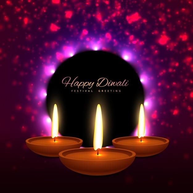 Beautiful happy diwali indian festival greeting card vector free beautiful happy diwali indian festival greeting card free vector m4hsunfo