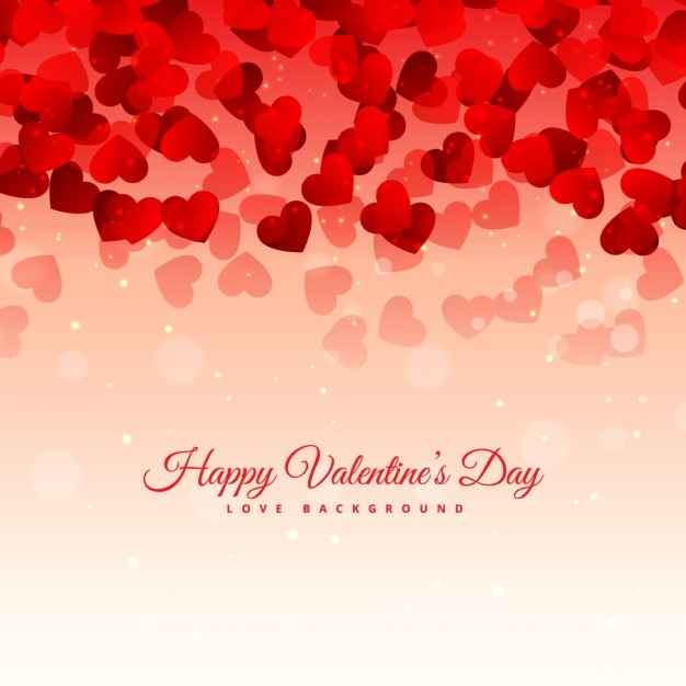 Love Wallpaper Vector : Beautiful love background Vector Free Download