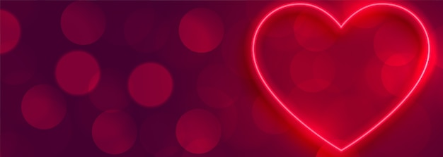 Freepik Beautiful Red Valentines Day Hearts Banner Background Design Vector For Free