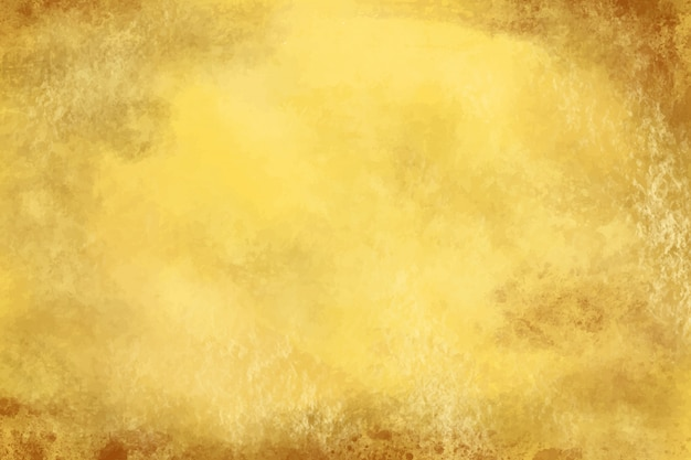 Beautiful texture of a golden paint Free Vector
