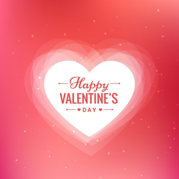 Beautiful valentines day background Vector | Free Download