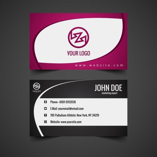 Beautiful visiting card design vector free download beautiful visiting card design free vector colourmoves