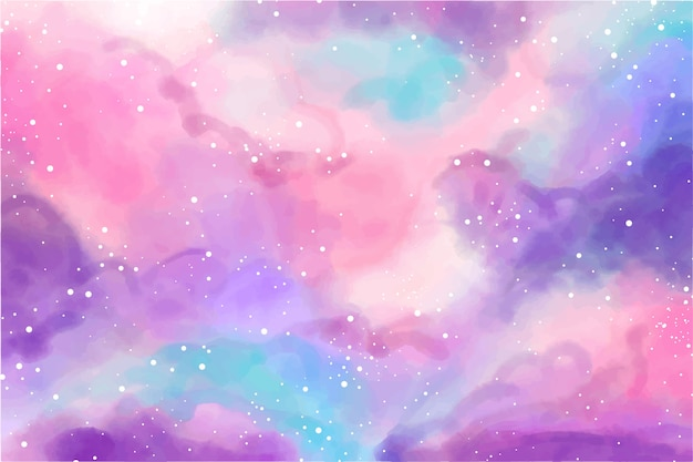 Beautiful watercolor background Free Vector