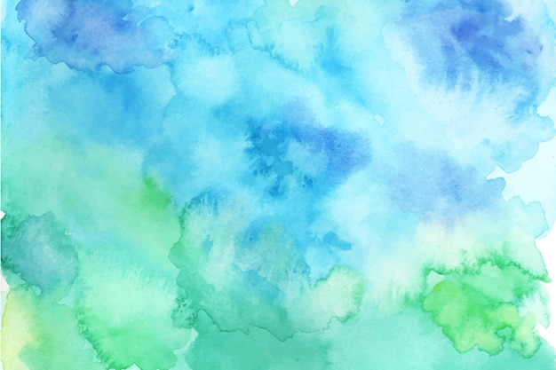 Free Vector Beautiful Watercolor Background Pngtree provide collection of hd backgrounds about blue ink watercolor background. beautiful watercolor background