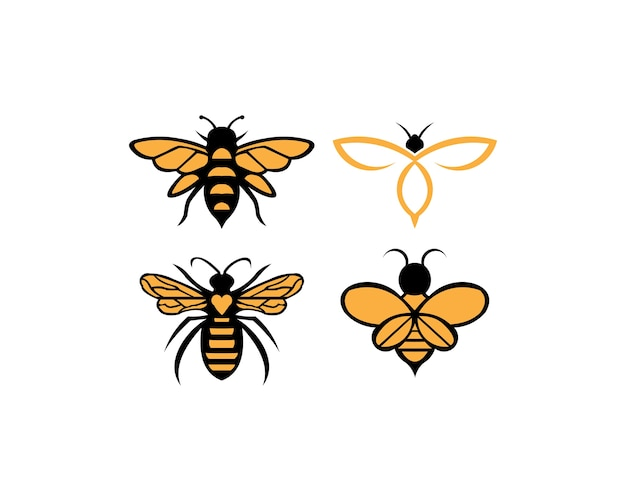 Bee Vector Free
