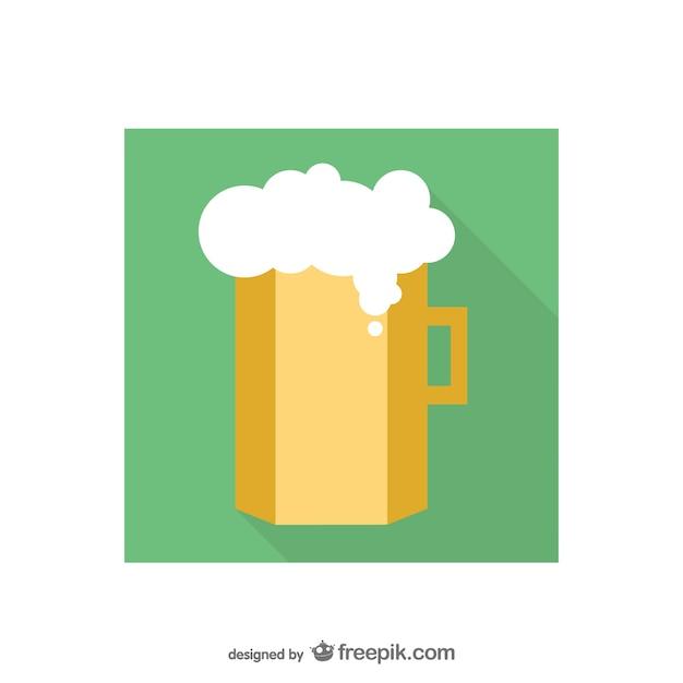 Beer Glass Vector Free Download