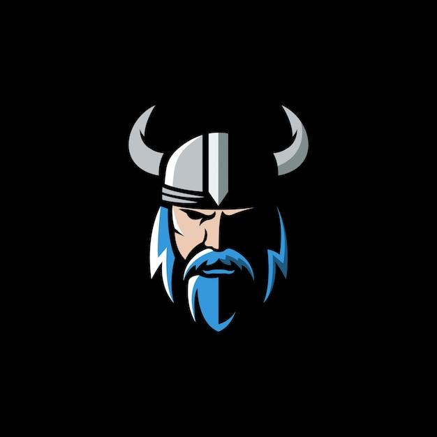 Beowulf logo  full color Premium Vector