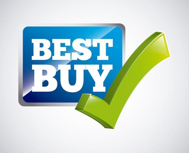 Best buy Premium Vector